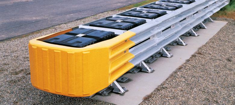Crash Cushions | Impact Attenuators | Energy Absorption Systems