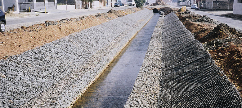 Maccaferri Gabion Baskets
