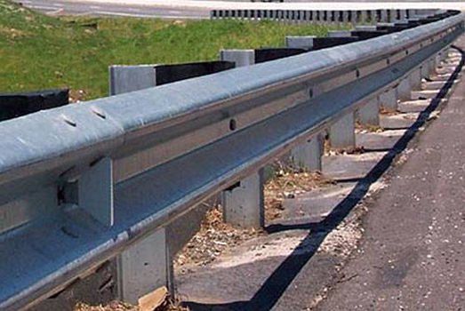 Guardrail panels
