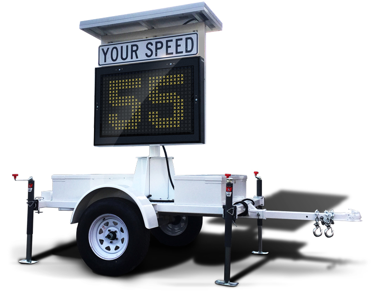 DFB & Radar Speed Signs: DFB - Driver Feedback Signs