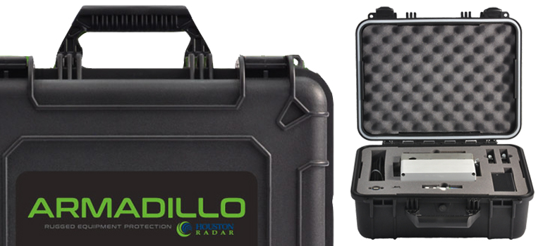 The Armadillo Rugged Equipment Case Is.